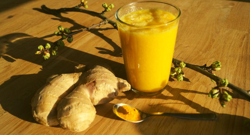 Ingwer Shot: Vitamin C Bombe für unser Immunsystem